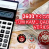 3600 Ek gösterge bütün Kamu çalışanına verilmelidir