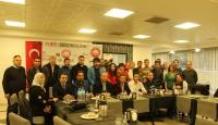 YURT Sendikaları İzmir ili ziyareti gerçekleştirdik