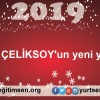 Başkan ÇELİKSOY'un yeni yıl mesajı