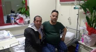 Sendikamız Yönetim Kurulu Üyesi Halil İbrahim YILMAZ ameliyat olmuştur.