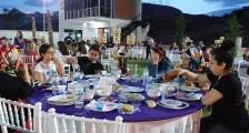 Malatya İl Temsilciliği iftar programı gerçekleştirdik