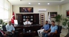 Genel Başkanımız ÇELİKSOY'un Van Ziyareti