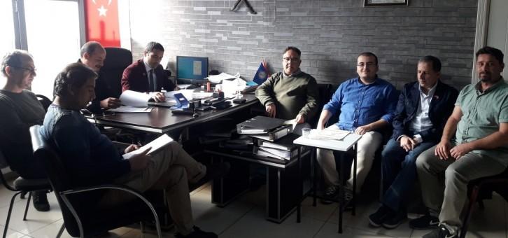 Genel Merkez Yönetim Kurulu Toplantısını Gerçekleştirdik