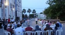 KARDEŞLER BULUŞUYOR iftar programı gerçekleştirdik