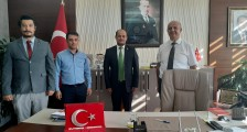 Antalya YURT Eğitim İlçe Ziyaretlerine devam ediyor.
